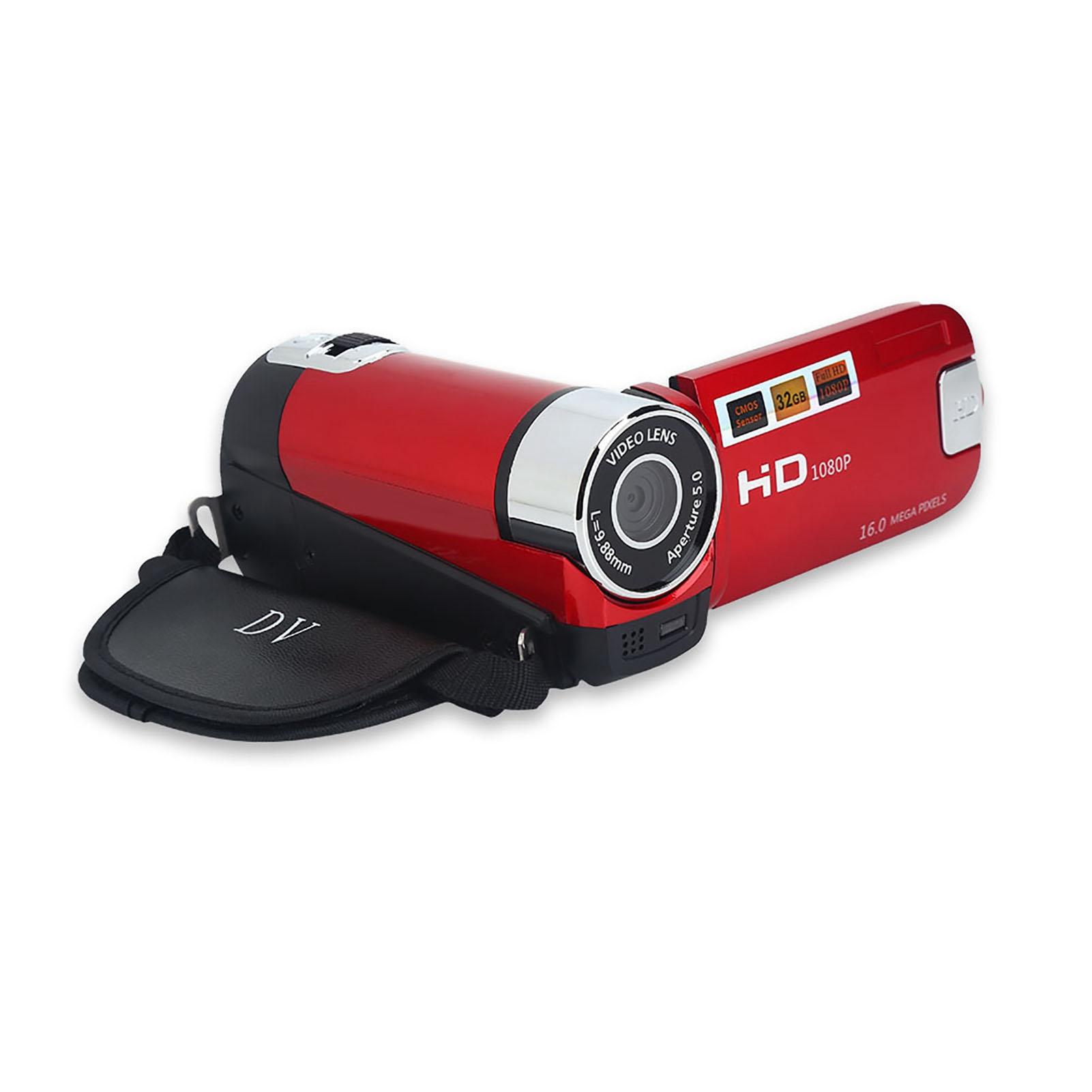 1080P-Camcorder-Digital-Video-Camera-TFT-LCD-Sceen-24MP-16x-DV-AV-Night-Vision-F thumbnail 36