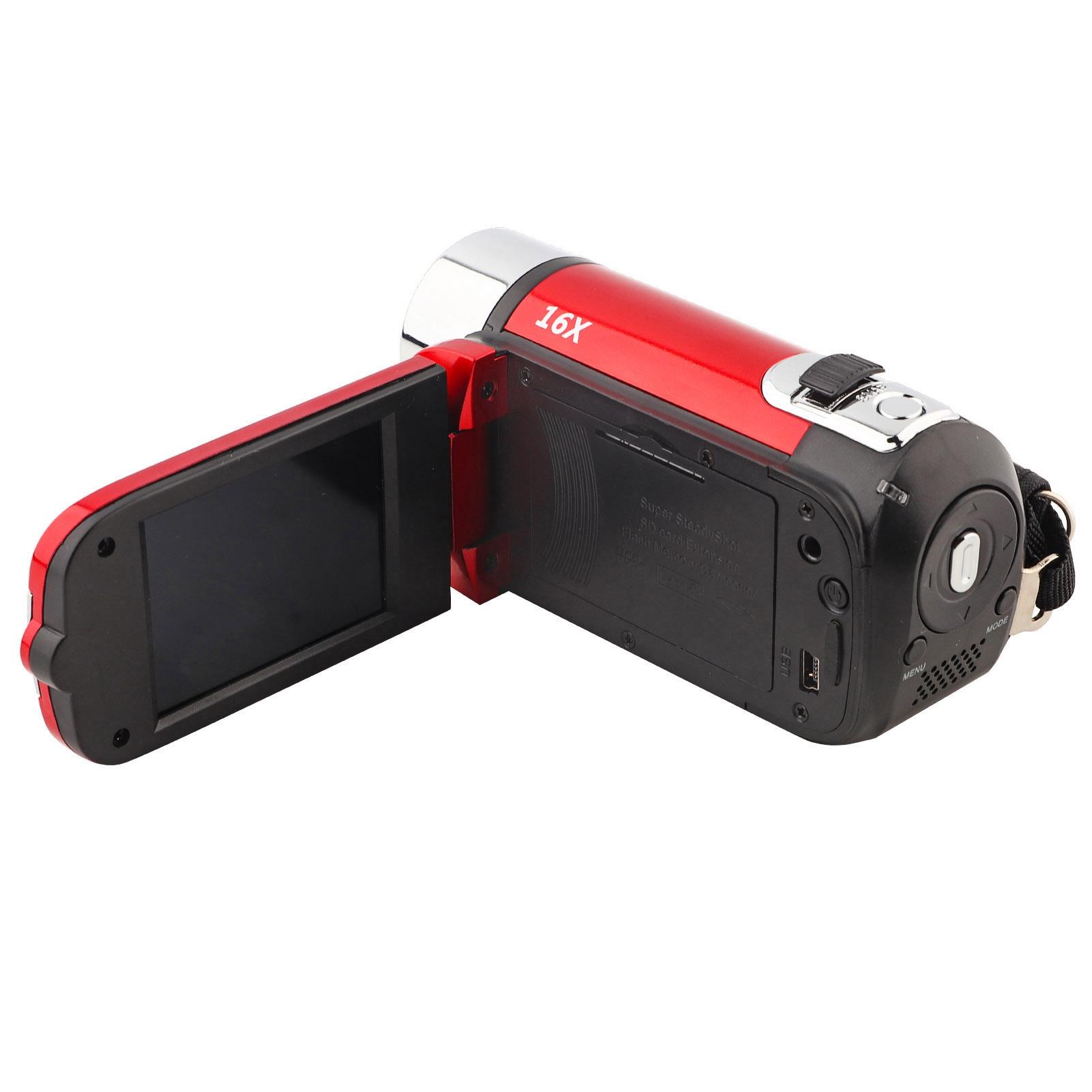 1080P-Camcorder-Digital-Video-Camera-TFT-LCD-Sceen-24MP-16x-DV-AV-Night-Vision-F thumbnail 38