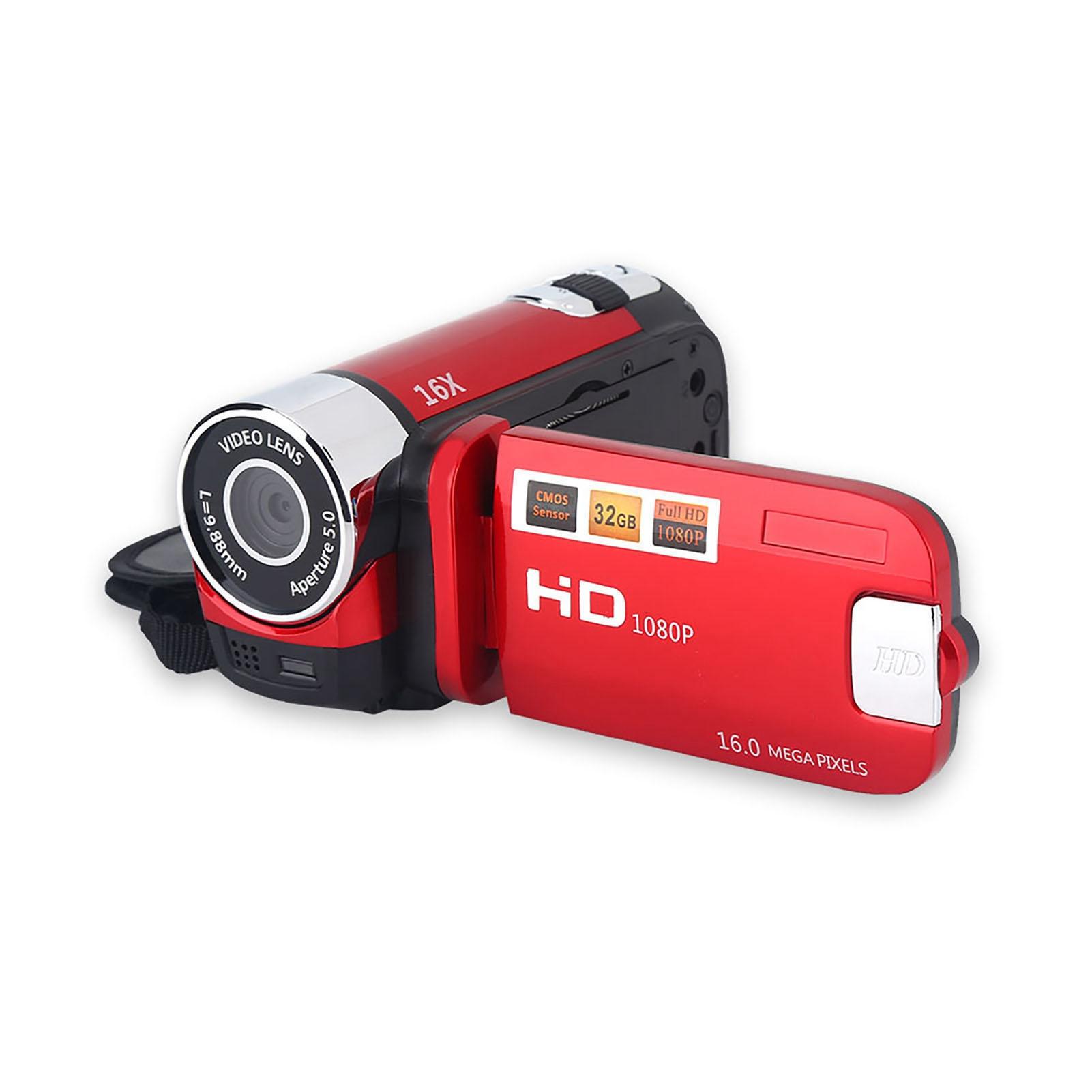1080P-Camcorder-Digital-Video-Camera-TFT-LCD-Sceen-24MP-16x-DV-AV-Night-Vision-F thumbnail 39