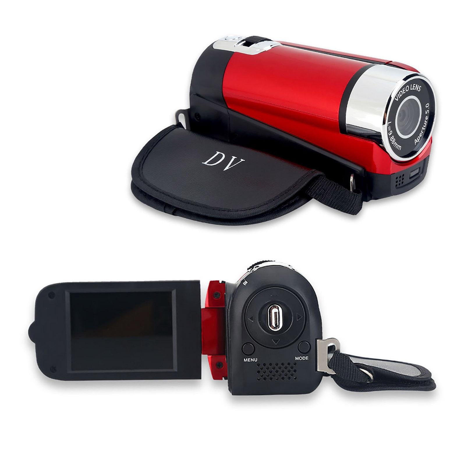 1080P-Camcorder-Digital-Video-Camera-TFT-LCD-Sceen-24MP-16x-DV-AV-Night-Vision-F thumbnail 41