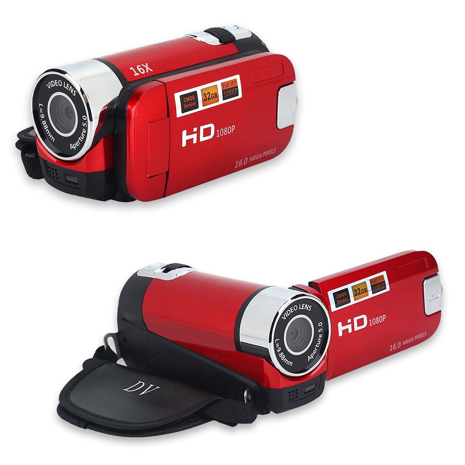 1080P-Camcorder-Digital-Video-Camera-TFT-LCD-Sceen-24MP-16x-DV-AV-Night-Vision-F thumbnail 42