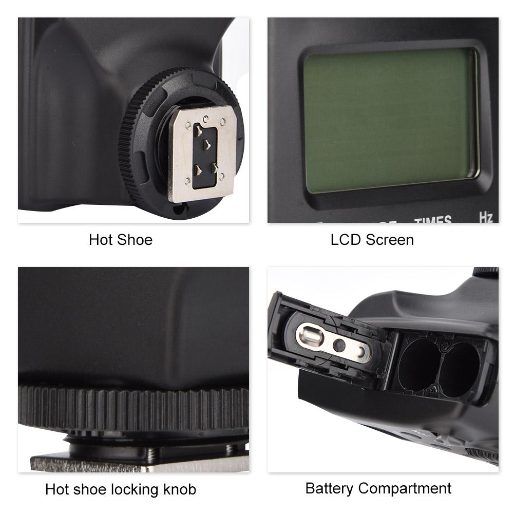 Meike-MK-910-i-TTL-High-Speed-Sync-1-8000s-Flash-Speedlite-replacement-for-Nikon thumbnail 18