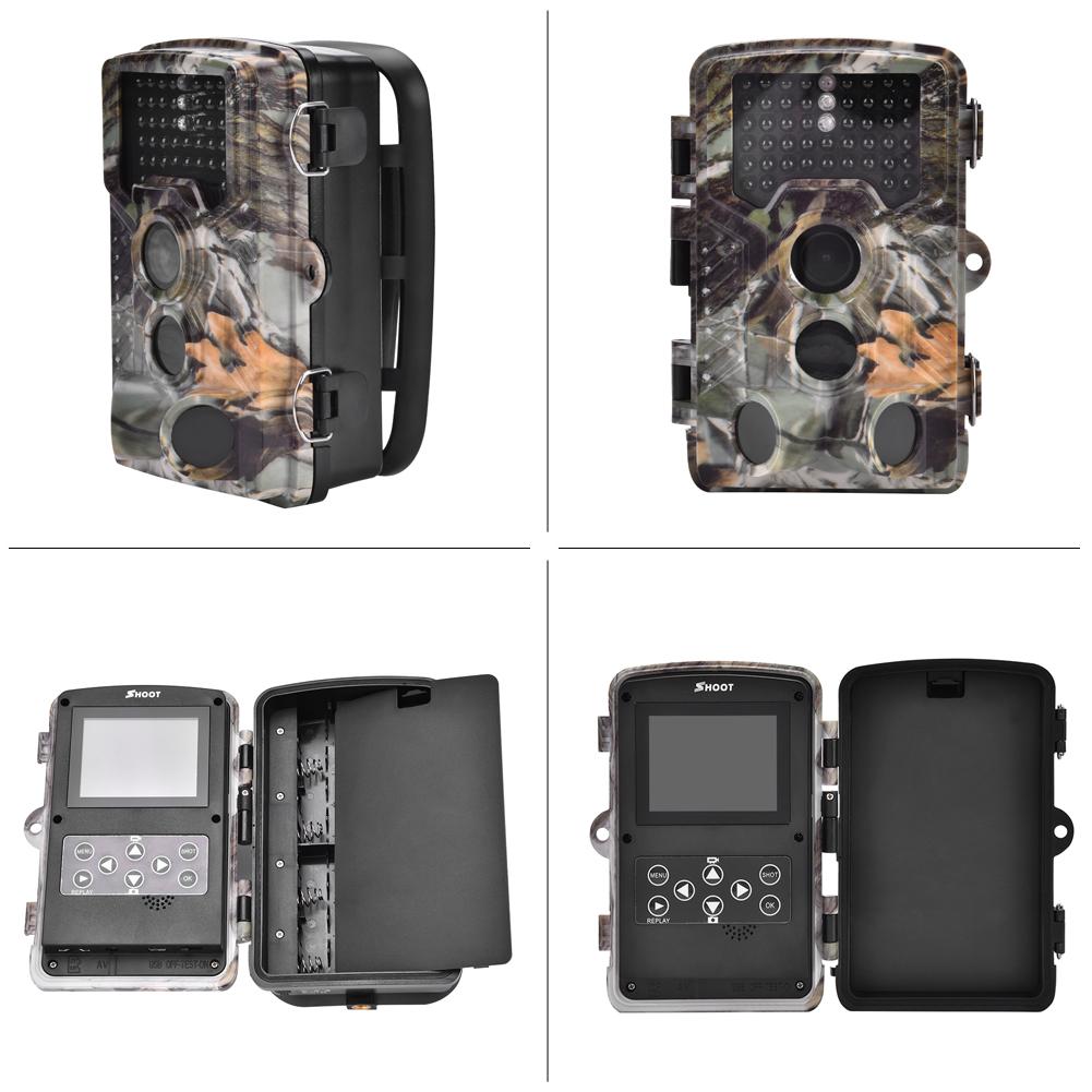 HD-1080P-Hunting-Camera-Trail-Scouting-Wildlife-Cam-Night-Vision-IR-Cut-Infrared thumbnail 27