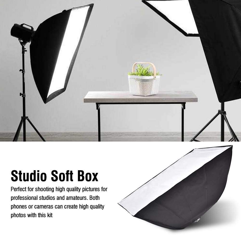 Camera-Video-Photo-Studio-Accessory-Photography-Softbox-Light-Stand-Lighting-Kit thumbnail 9