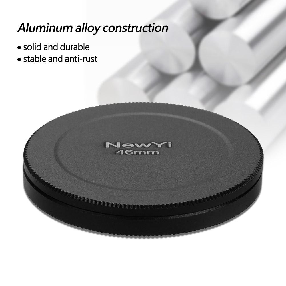 Aluminum-Alloy-Dustproof-Threaded-Camera-Lens-Filter-Metal-Protective-Cap-Cover thumbnail 19