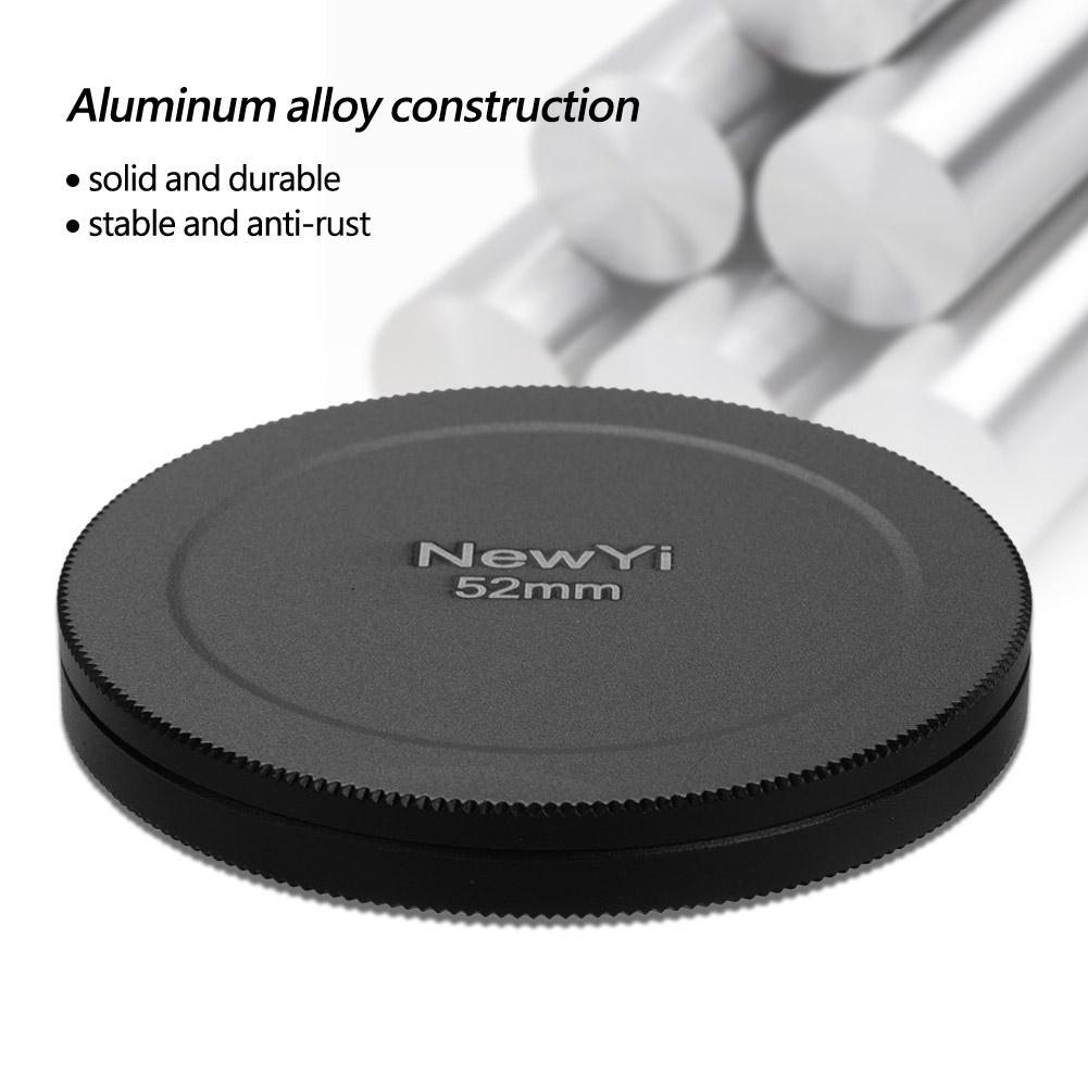 Aluminum-Alloy-Dustproof-Threaded-Camera-Lens-Filter-Metal-Protective-Cap-Cover thumbnail 25