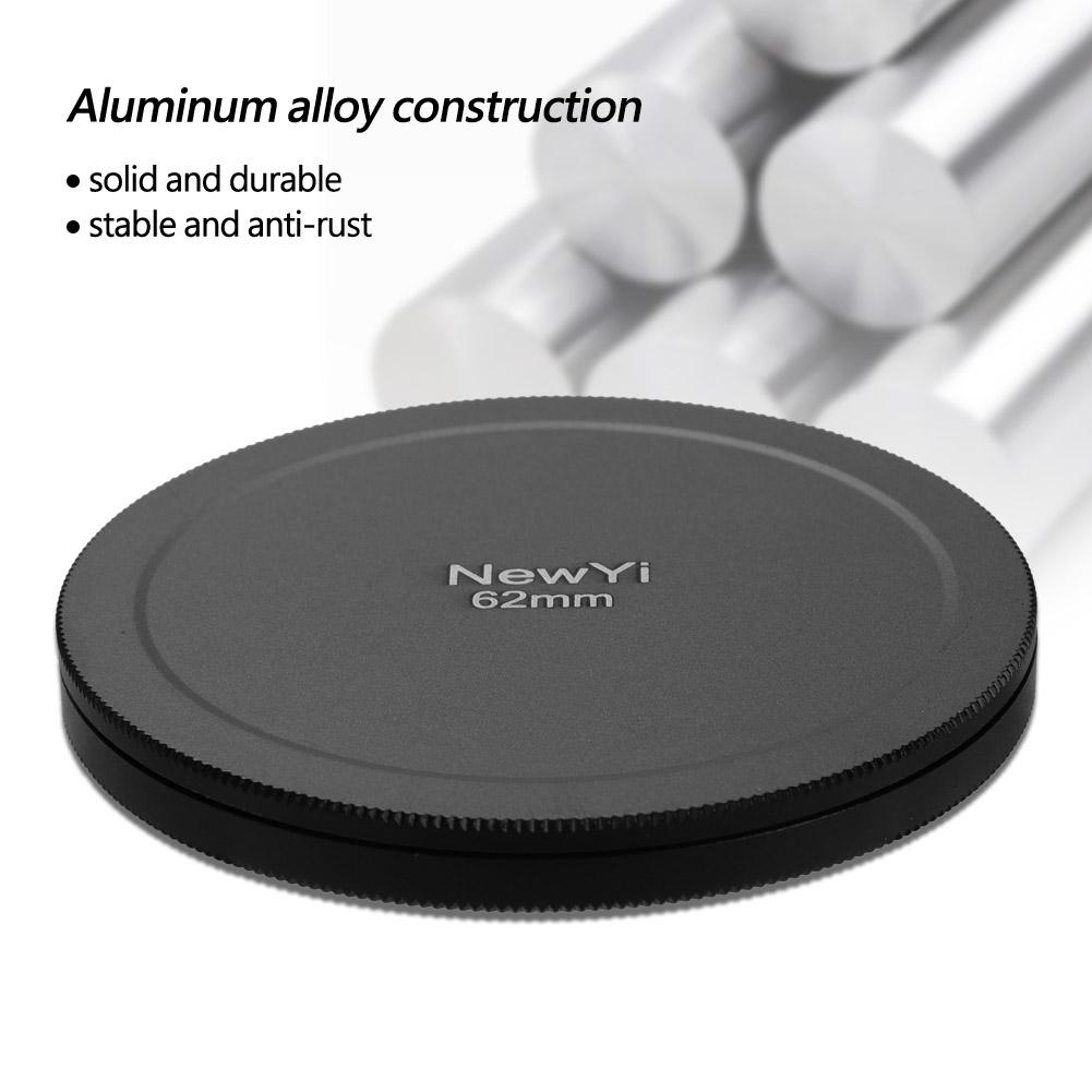 Aluminum-Alloy-Dustproof-Threaded-Camera-Lens-Filter-Metal-Protective-Cap-Cover thumbnail 34