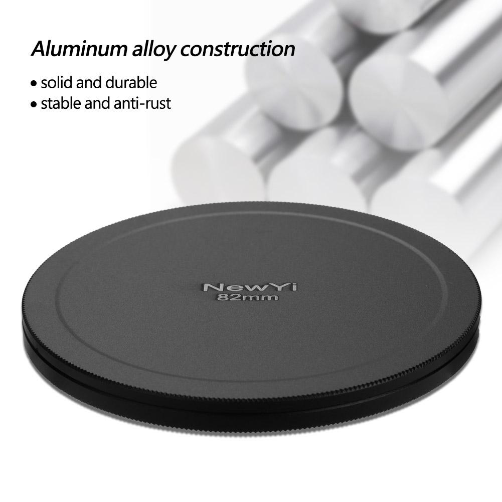 Aluminum-Alloy-Dustproof-Threaded-Camera-Lens-Filter-Metal-Protective-Cap-Cover thumbnail 46