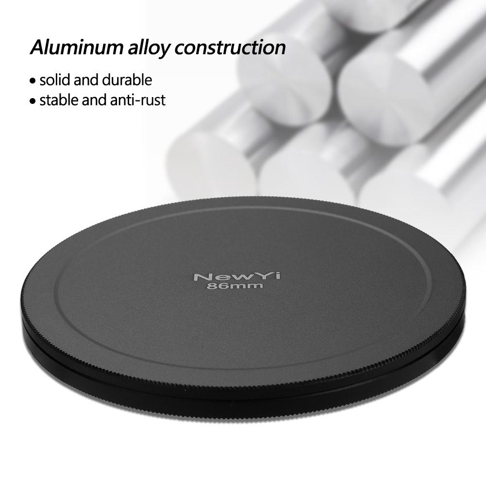 Aluminum-Alloy-Dustproof-Threaded-Camera-Lens-Filter-Metal-Protective-Cap-Cover thumbnail 49
