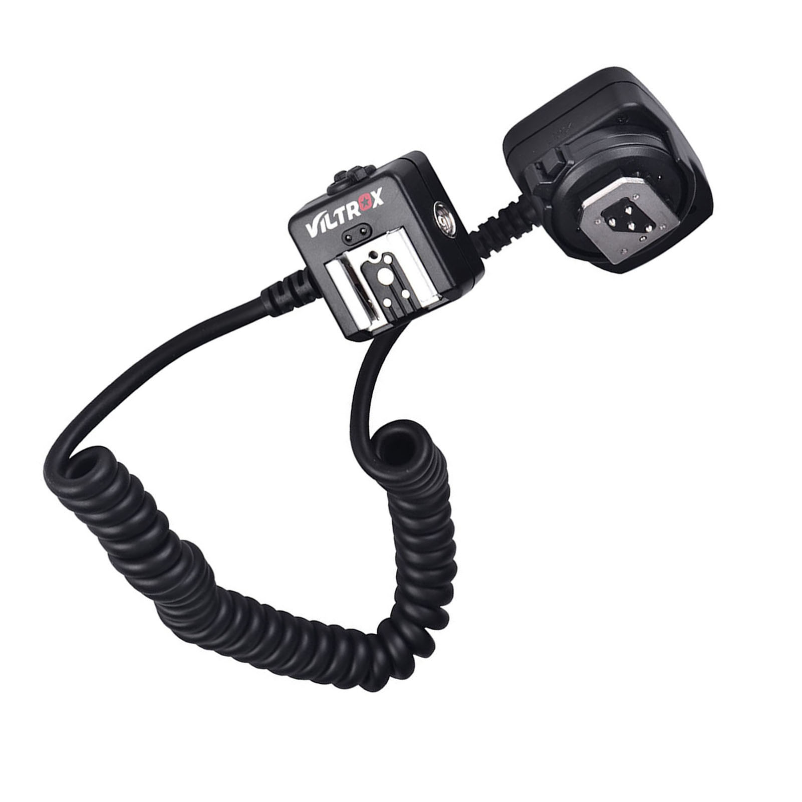 Viltrox SC-30 Off-Camera TTL Flash Extension Cord Accessory for Nikon Hot Shoe