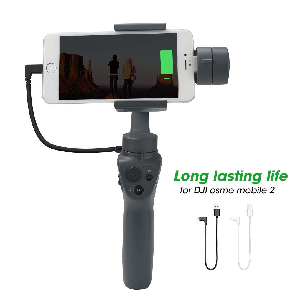 Type C Lightning Cable Adapter Usb Charging Phone For Dji Osmo Mobile Free Base Image Is Loading