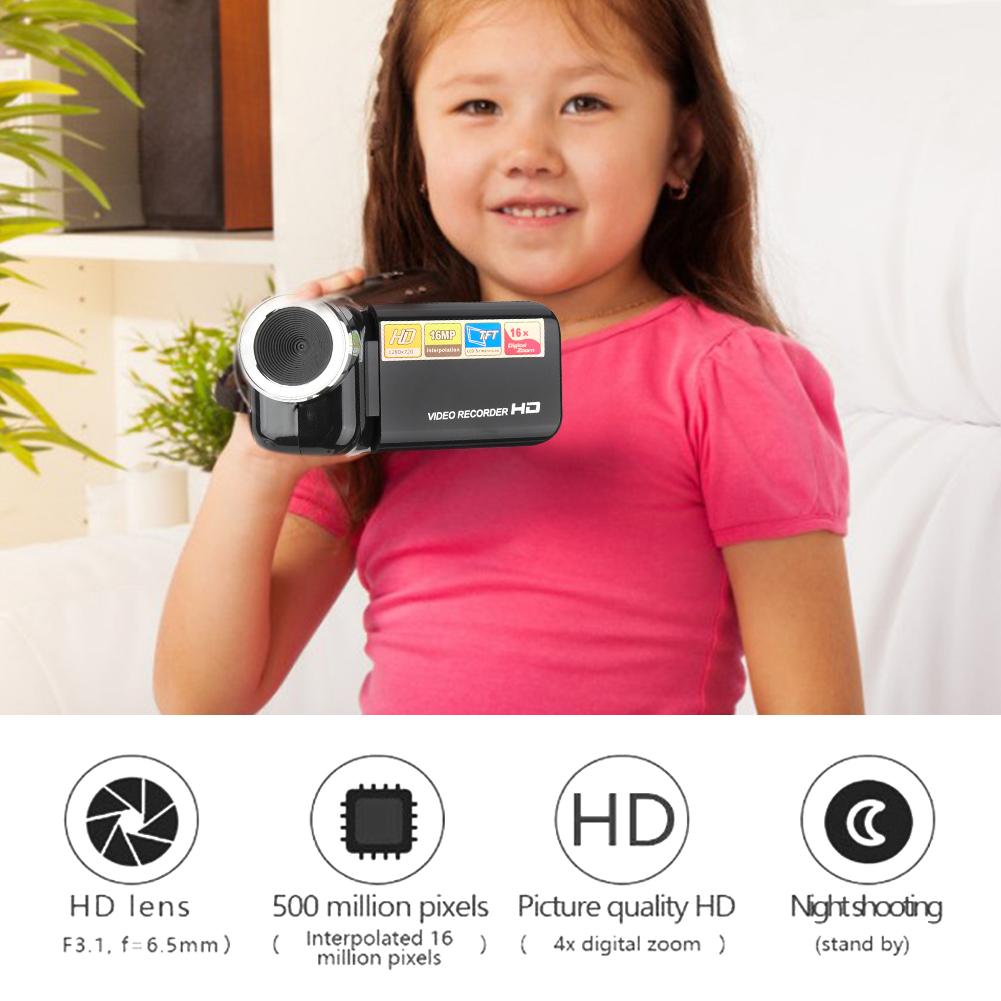 1080P-Camcorder-Digital-Video-Camera-TFT-LCD-Sceen-24MP-16x-DV-AV-Night-Vision-F thumbnail 16