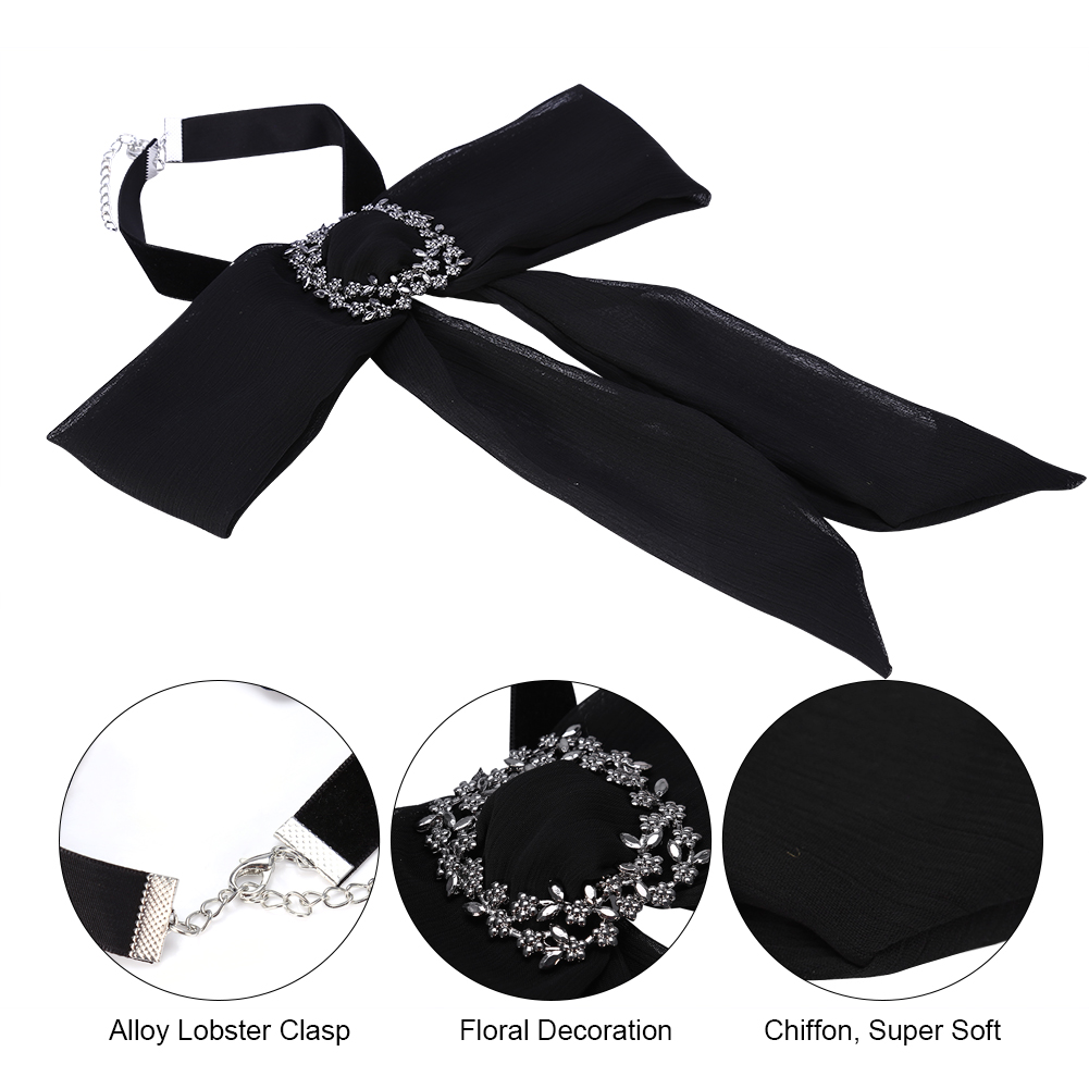 how to use collar chain with tie