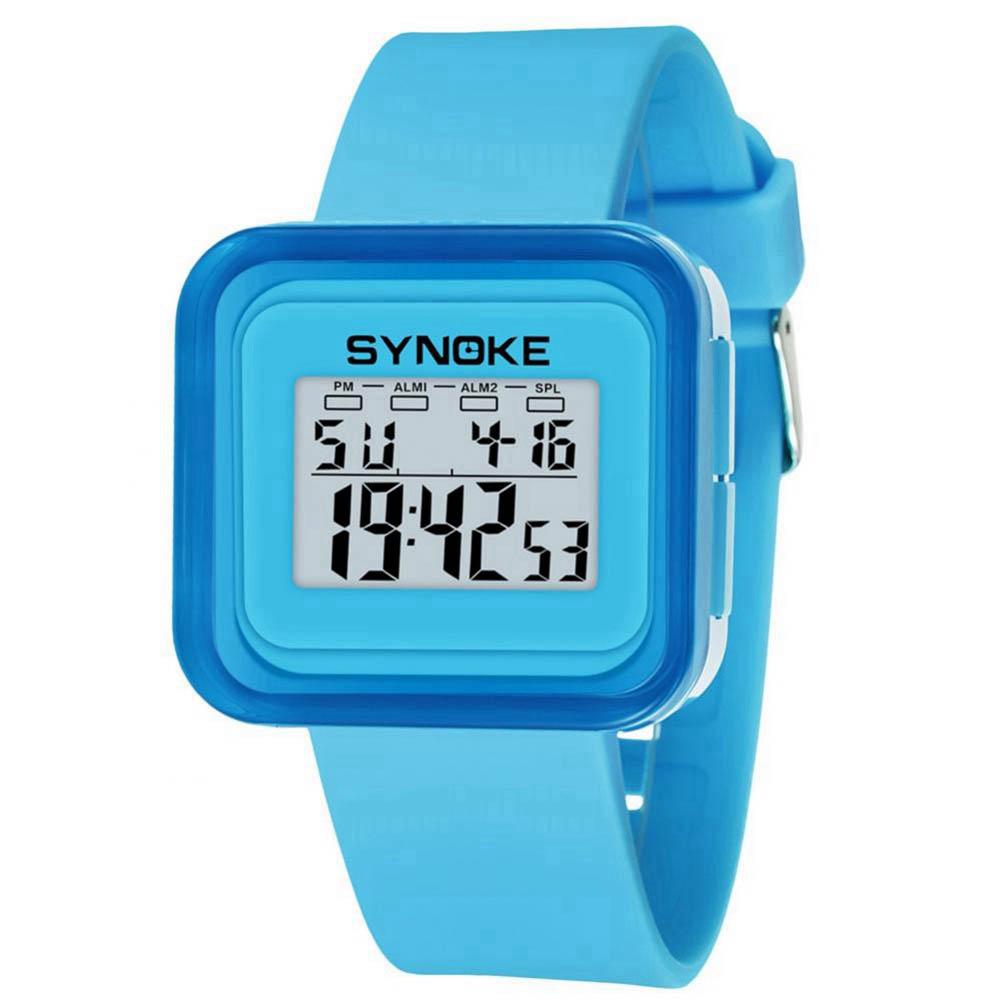 SYNOKE-Students-Kids-Fashionable-Sport-Watch-Electronic-Digital-Date-Wrist-Watch