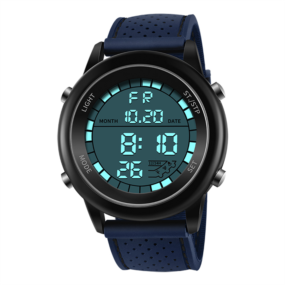 SANDA-2018-Men-Dive-Swim-Watch-LED-Digital-Outdoor-Sports-Military-Wristwatches thumbnail 14