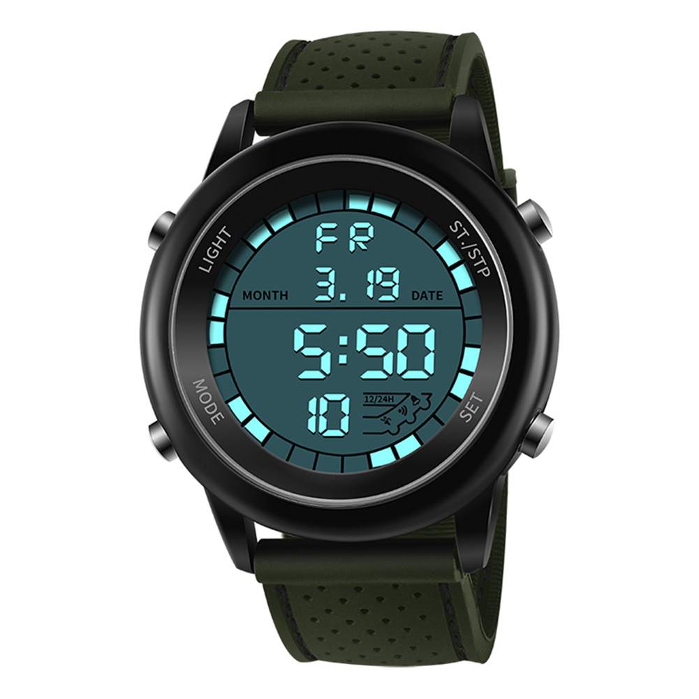 SANDA-2018-Men-Dive-Swim-Watch-LED-Digital-Outdoor-Sports-Military-Wristwatches thumbnail 18