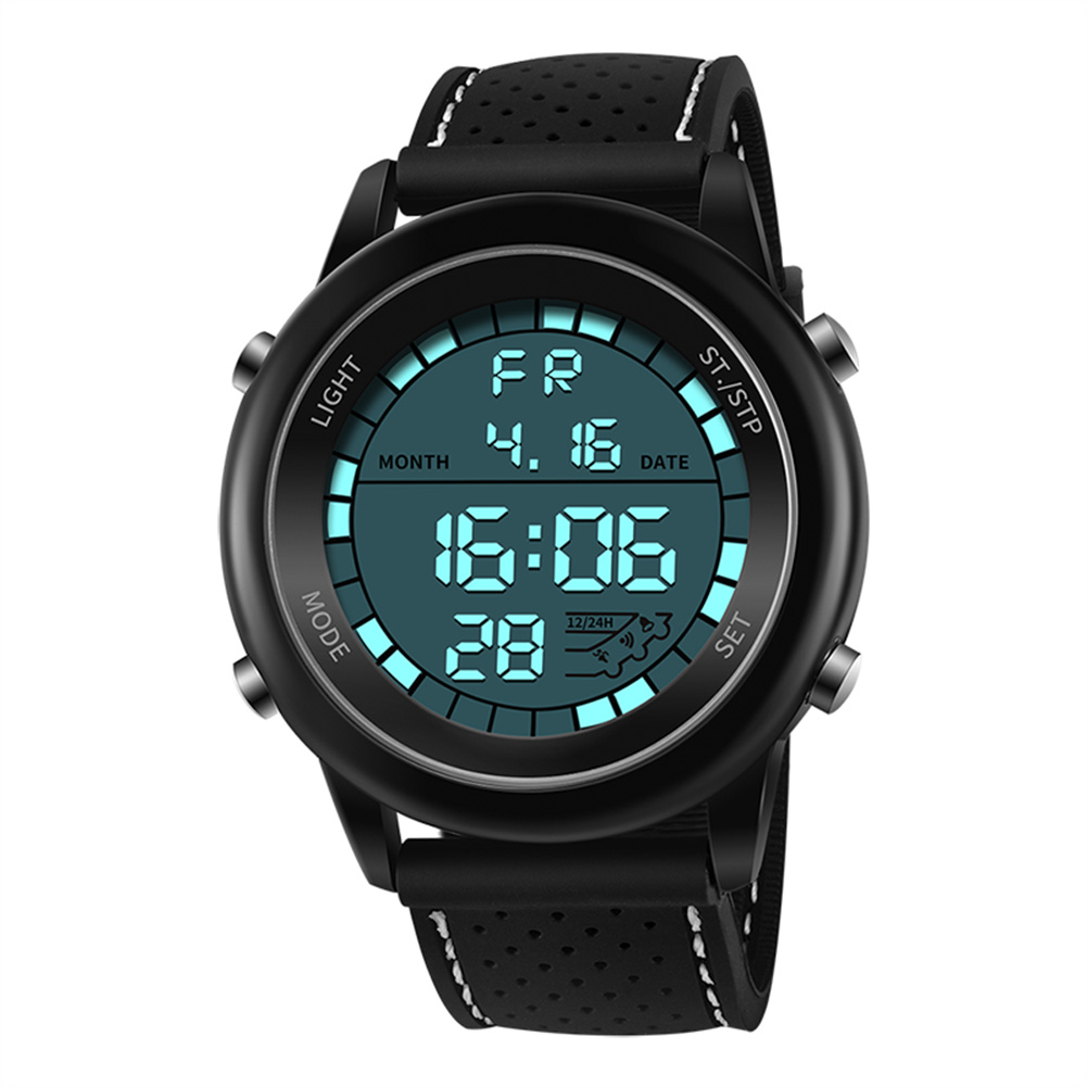 SANDA-2018-Men-Dive-Swim-Watch-LED-Digital-Outdoor-Sports-Military-Wristwatches thumbnail 20