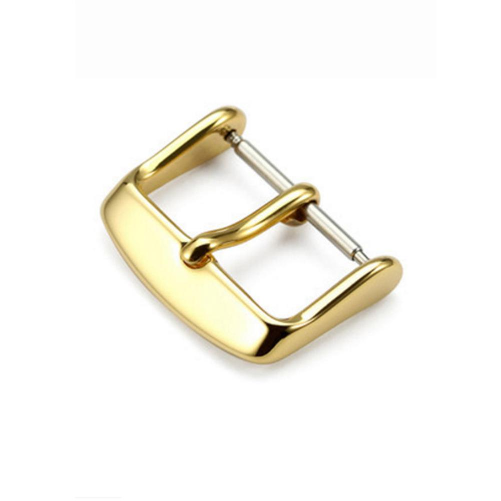 12mm-20mm-Watch-Band-Top-Stainless-Steel-Pin-Needle-Buckle-Wristwatch-Clasp thumbnail 35