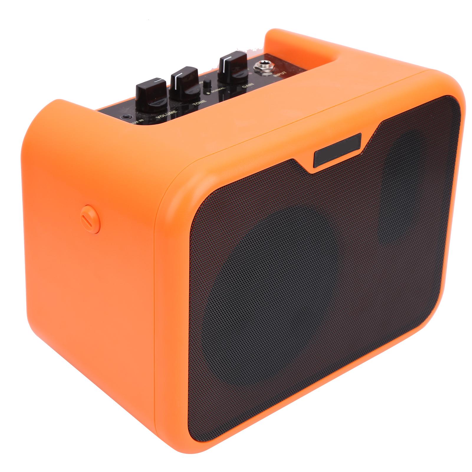 thumbnail 14 - Speaker Sound Box Acoustic Amplifier for Wooden/Folk Guitar Music Listening