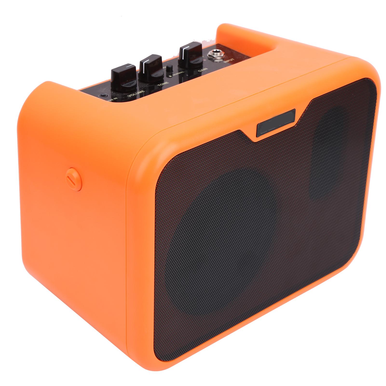 thumbnail 23 - Speaker Sound Box Acoustic Amplifier for Wooden/Folk Guitar Music Listening