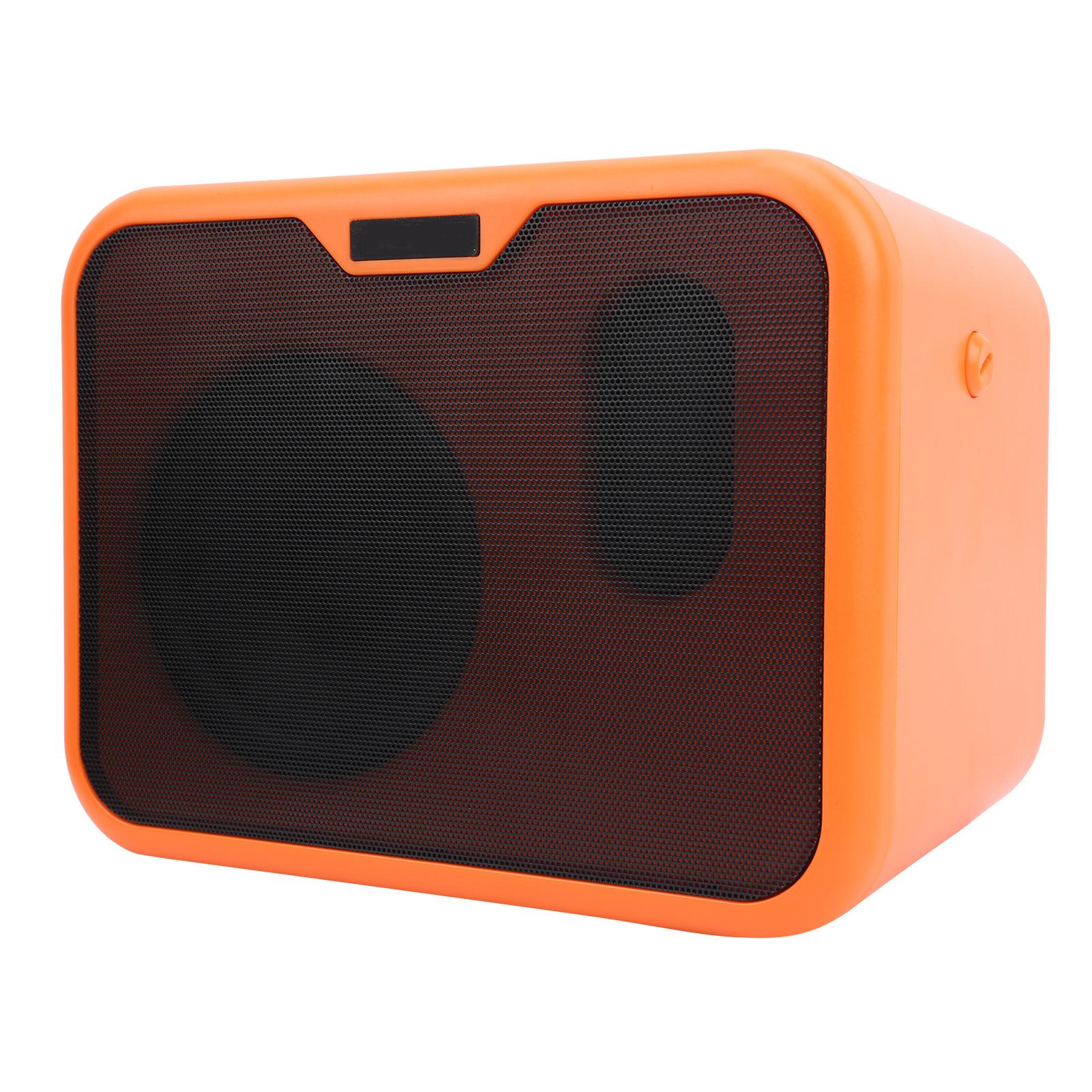 thumbnail 24 - Speaker Sound Box Acoustic Amplifier for Wooden/Folk Guitar Music Listening