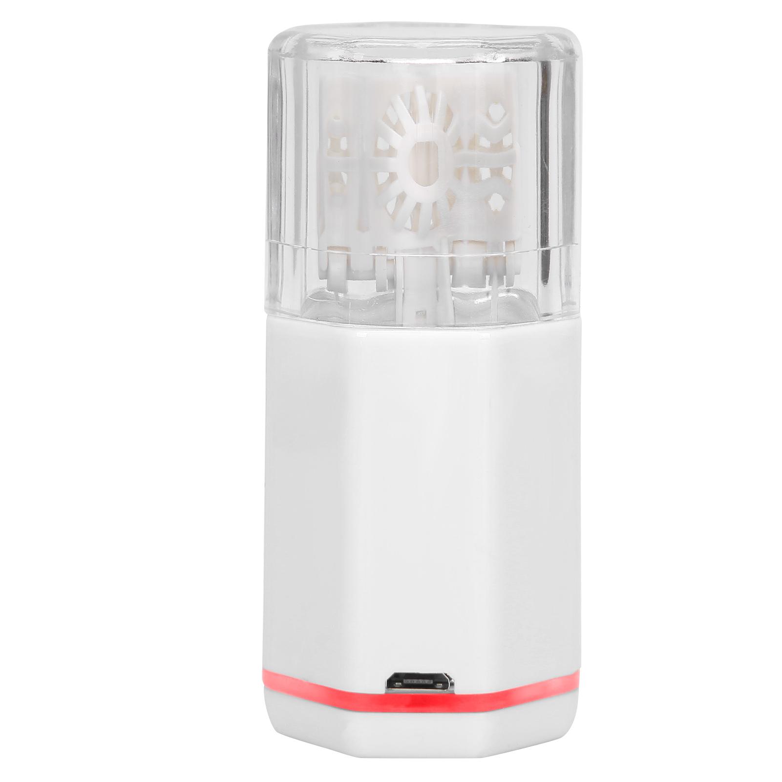 miniatura 14 - Portatile Auto ad ultrasuoni Lavatrice Pulitore Lenti a contatto quotidiano cura i dispositivi di pulizia