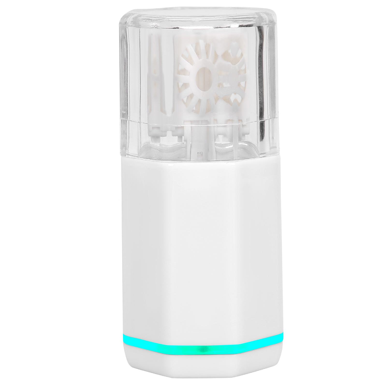 miniatura 15 - Portatile Auto ad ultrasuoni Lavatrice Pulitore Lenti a contatto quotidiano cura i dispositivi di pulizia