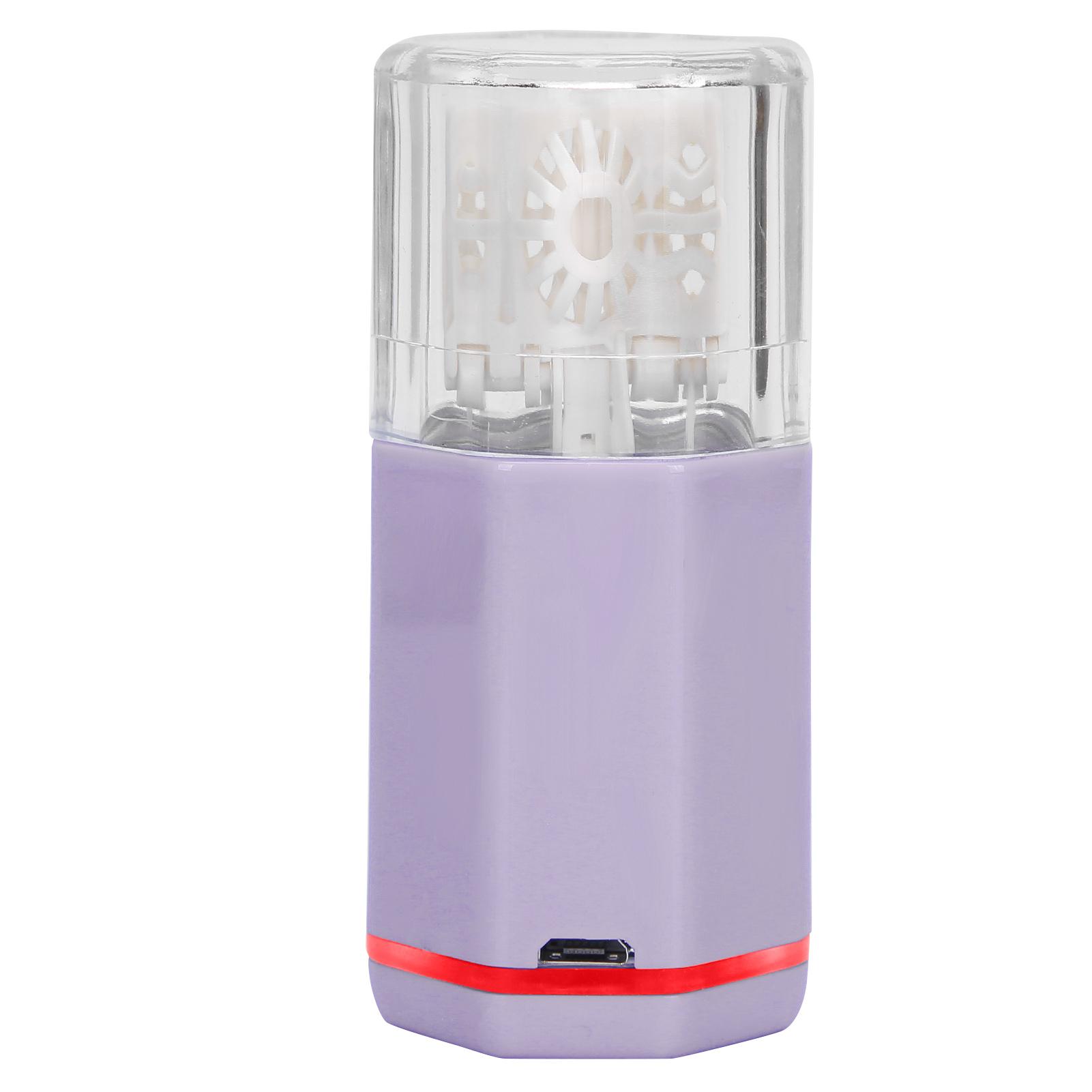 miniatura 20 - Portatile Auto ad ultrasuoni Lavatrice Pulitore Lenti a contatto quotidiano cura i dispositivi di pulizia