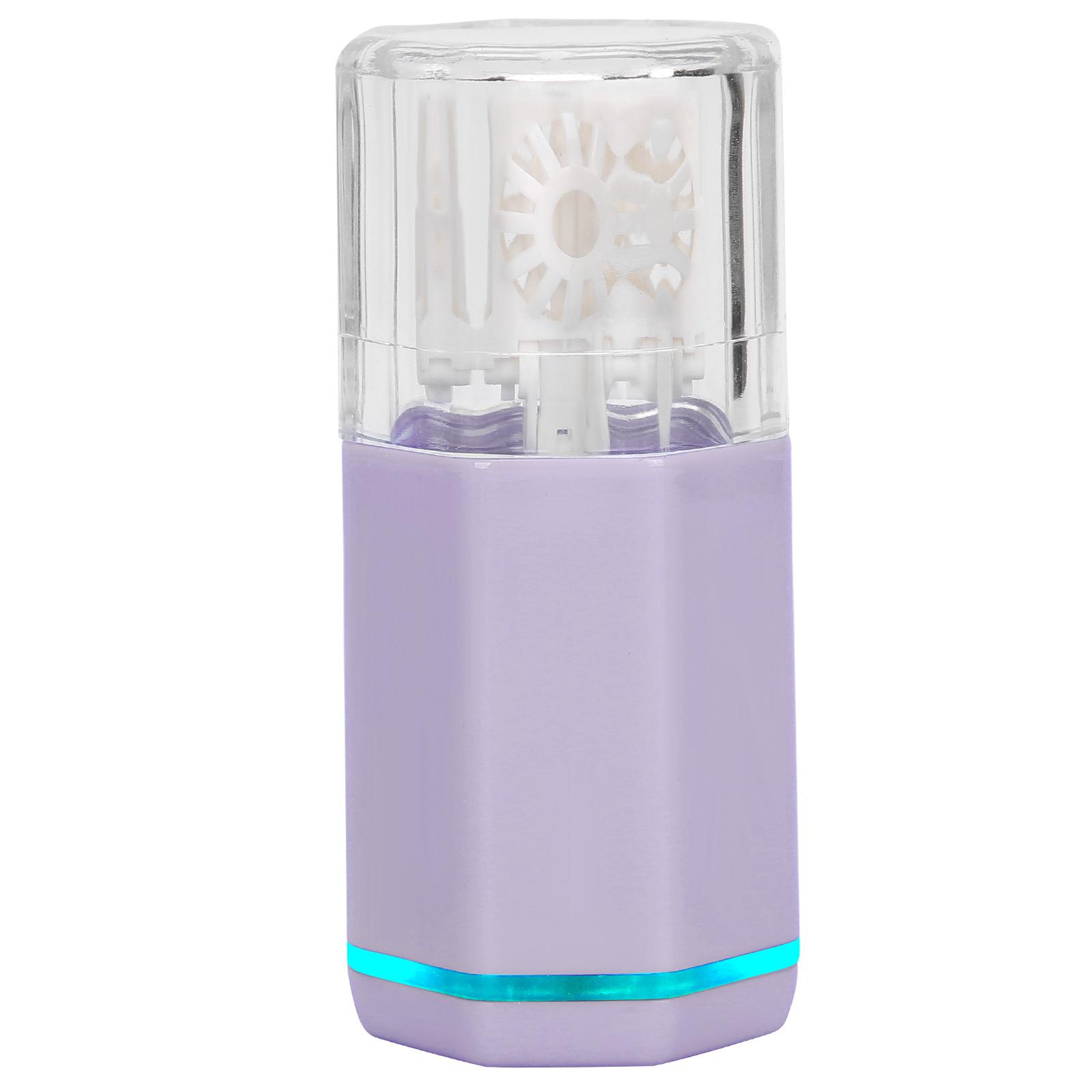 miniatura 21 - Portatile Auto ad ultrasuoni Lavatrice Pulitore Lenti a contatto quotidiano cura i dispositivi di pulizia
