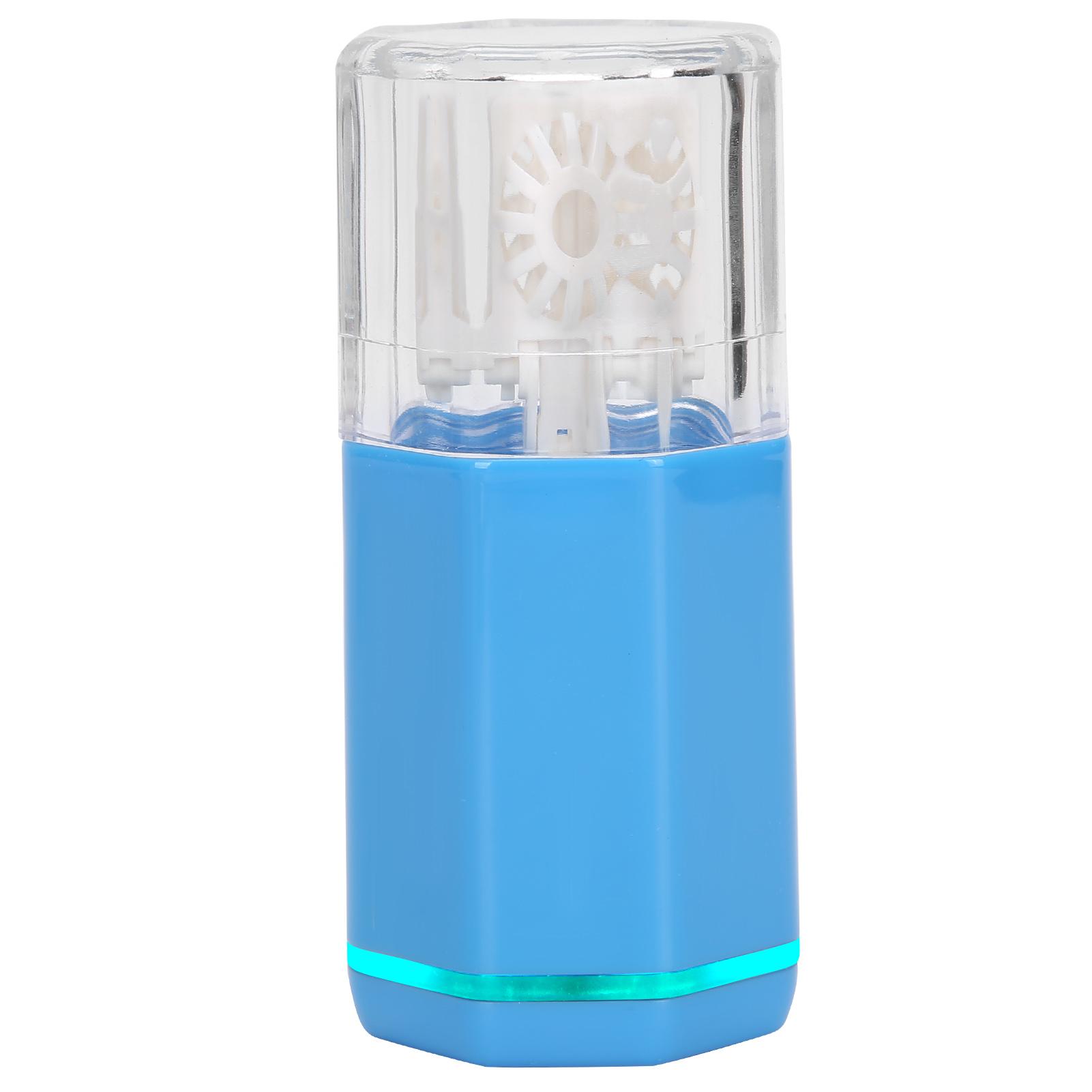 miniatura 27 - Portatile Auto ad ultrasuoni Lavatrice Pulitore Lenti a contatto quotidiano cura i dispositivi di pulizia