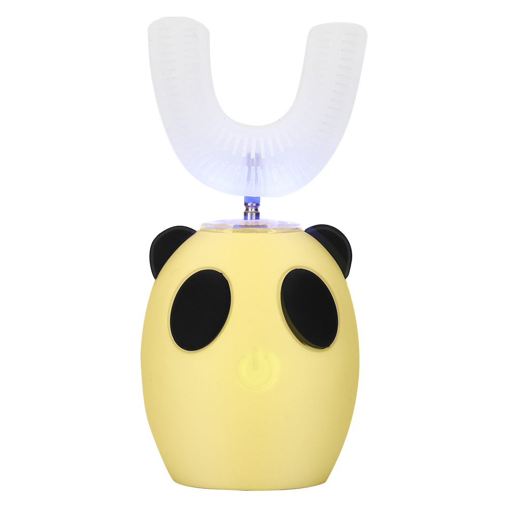 U-Shaped-Children-Automatic-360-Electric-Sonic-Toothbrush-Teeth-Whitening-Tool thumbnail 17