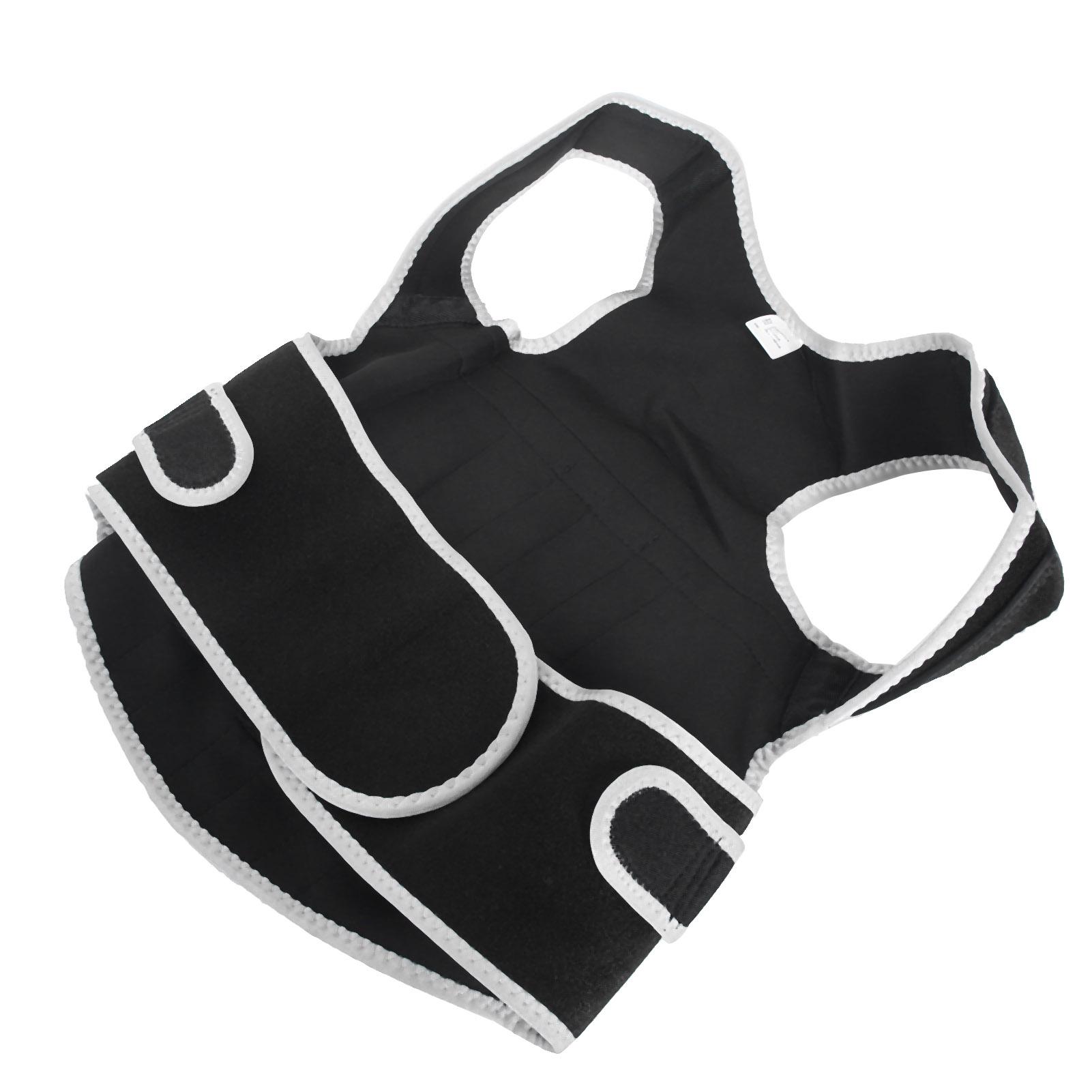 Posture-Corrector-Breathable-Back-Waist-Spine-Support-Belt-Brace-Straightener-GL thumbnail 17