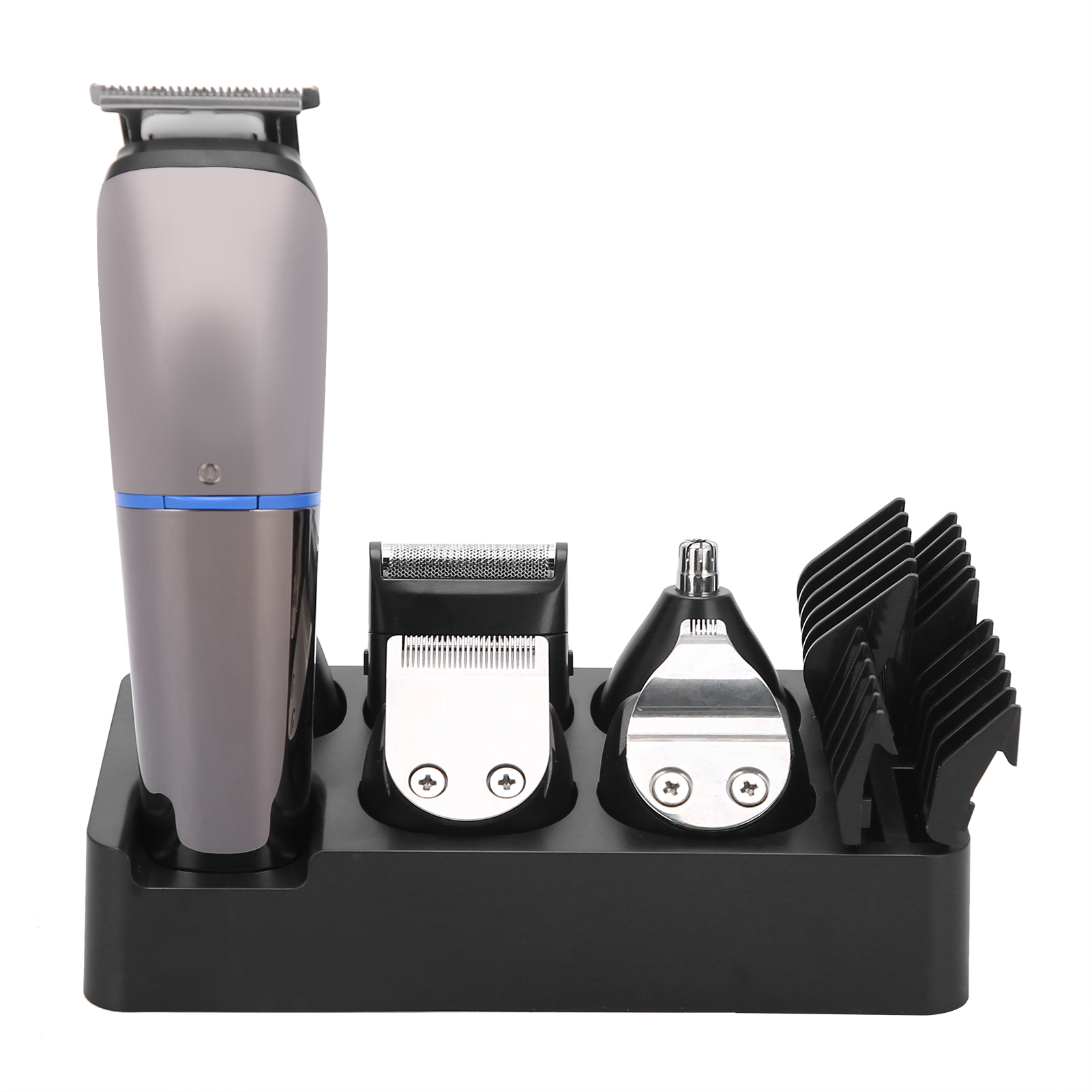 Indexbild 14 - Head Hair Eyebrow Trimmer Electric Shaver USB Rechargeable Clipper For Adult kid