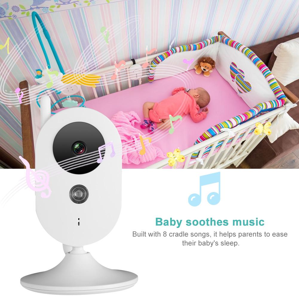 3-2-034-LCD-Wireless-2-4GHZ-2-Way-Audio-Intercom-Baby-Monitor-IR-Night-View-100-240V thumbnail 44