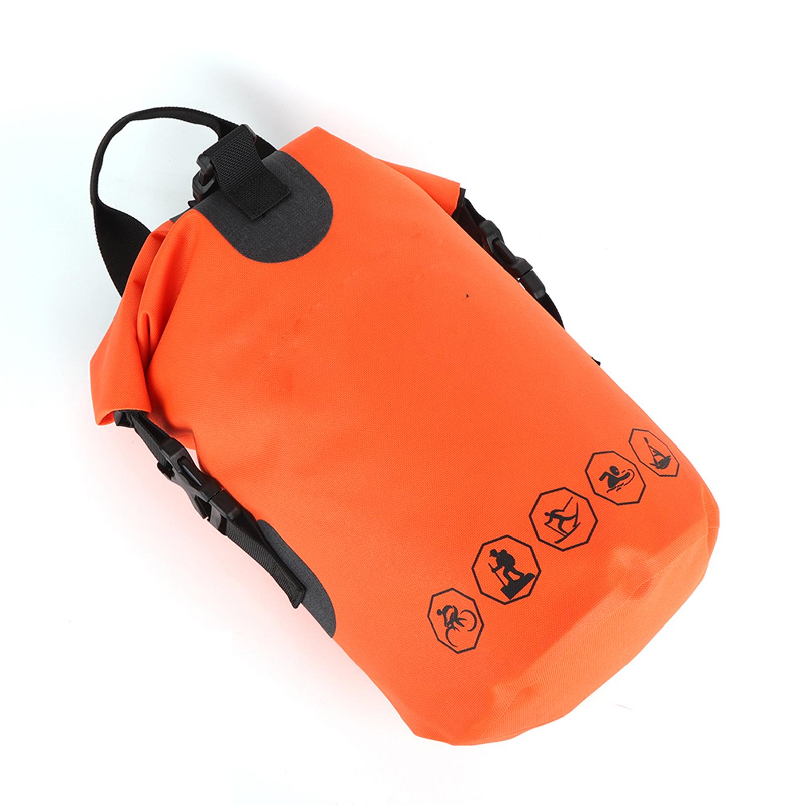 Heavy-Duty-Waterproof-Dry-Bag-10L-Storage-Pack-Summer-Outdoor-Sport-Beach-Bag-DD thumbnail 11