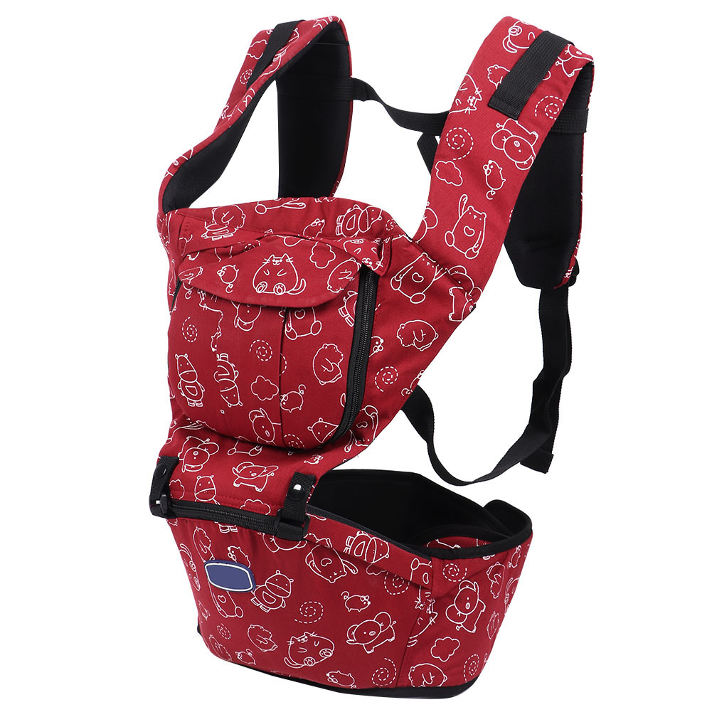 3-In-1-Baby-Safe-Hipseat-Kids-Safety-Carrier-Wrap-Infant-Sling-Backpack-3-Month thumbnail 20