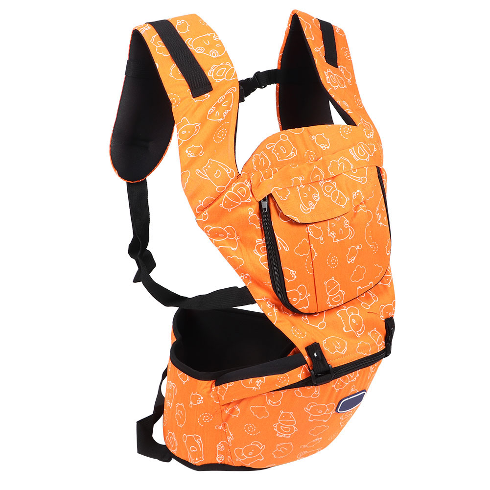 3-In-1-Baby-Safe-Hipseat-Kids-Safety-Carrier-Wrap-Infant-Sling-Backpack-3-Month thumbnail 23