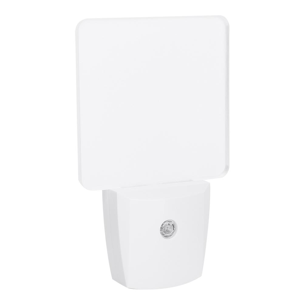 0-5W-Home-Plug-in-LED-Induction-Night-Light-Auto-Sensor-Bathroom-Lamp-110-240V thumbnail 29