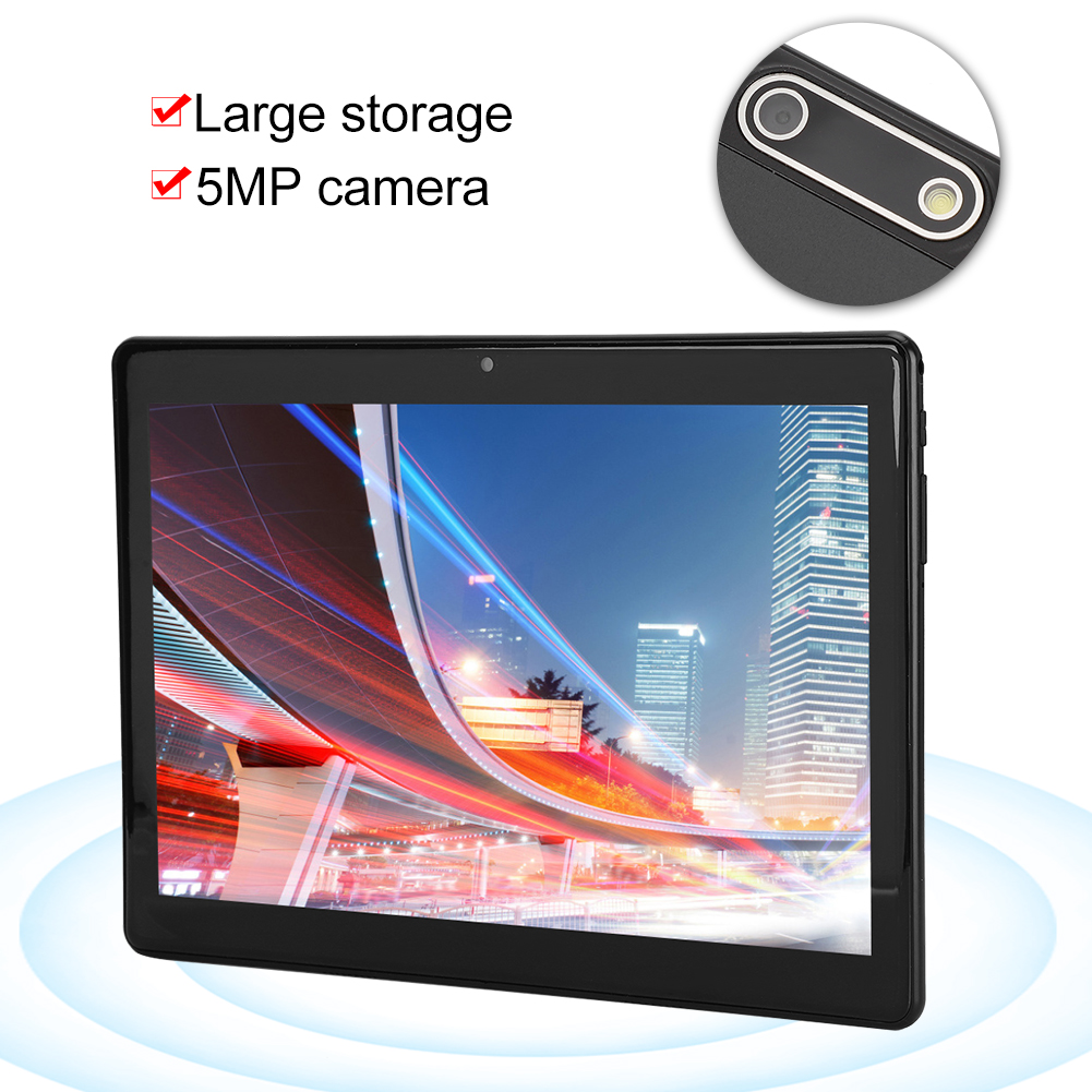 """thumbnail 20 - 10.1"""" Phone Tablet IPS WIFI Dual Sim Card 5MP Camera MIC 32G BT USB for Android"""