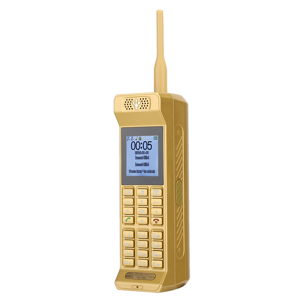 C6-Small-Retro-Mobile-Phone-2G-Network-Dual-SIM-Card-Big-Button-Cell-Phone-32MB miniature 13