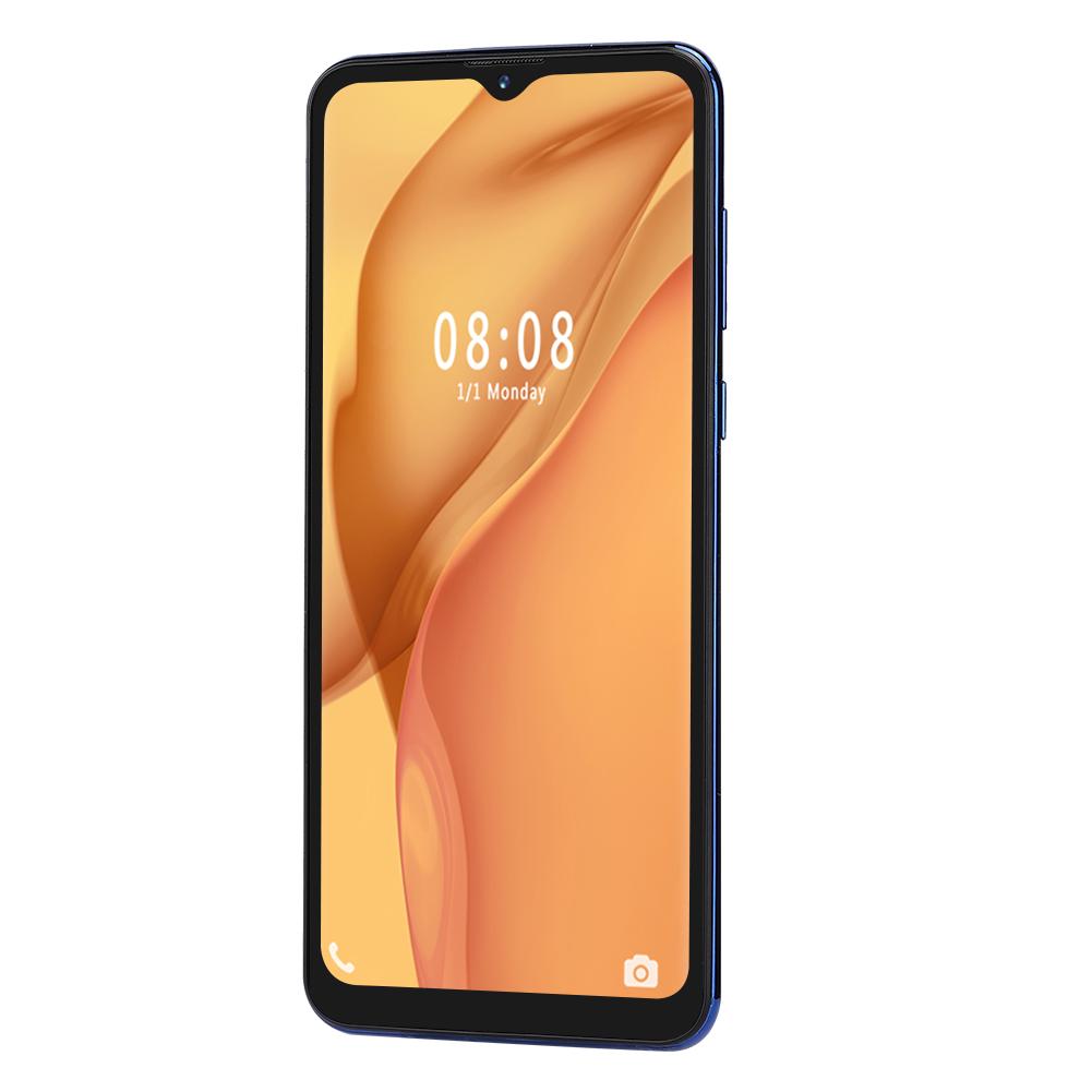 """miniature 42 - Miqoo 6.7"""" visage Déverrouiller Téléphone Mobile Android 9.1 16 Go Wi-Fi BT double carte SIM"""