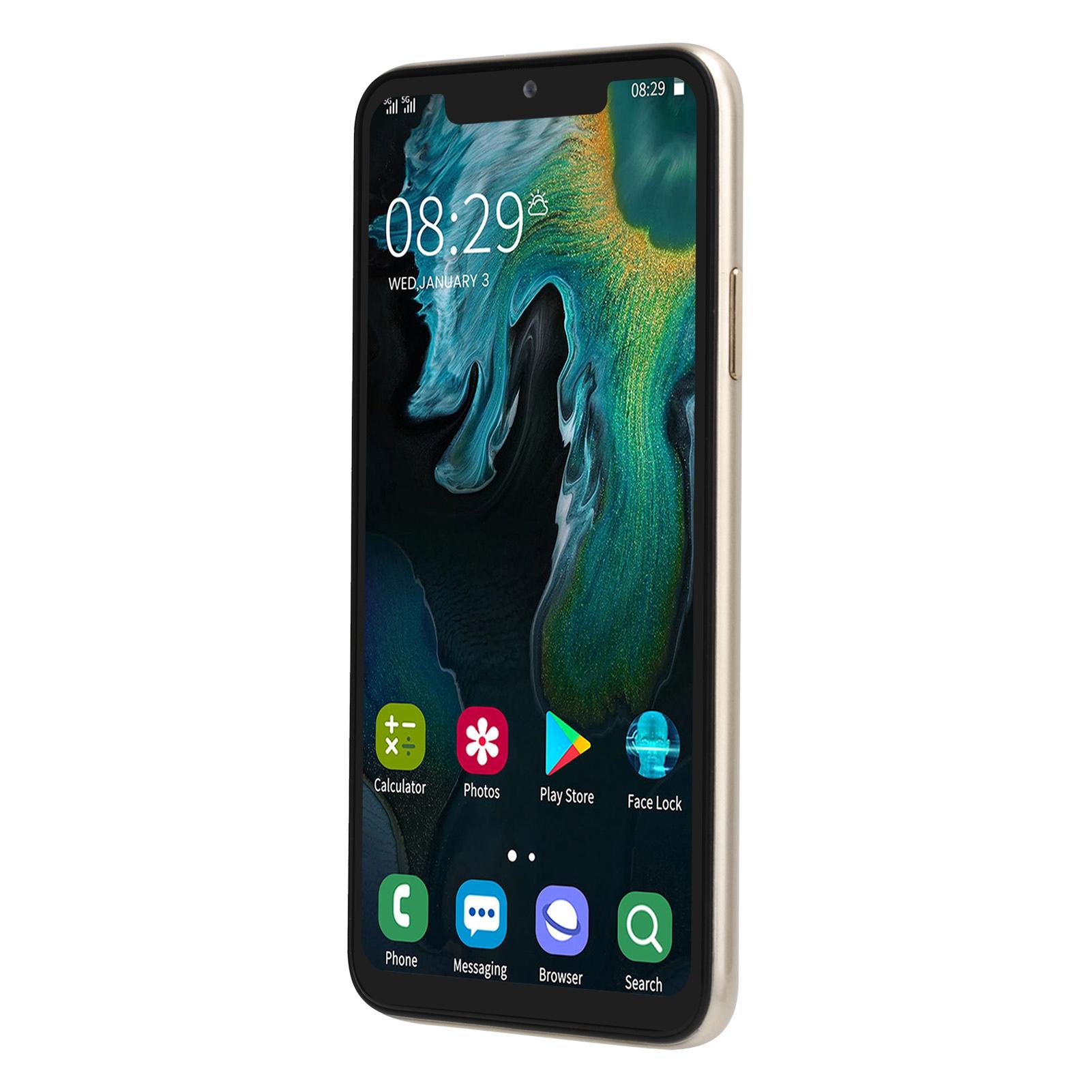 """miniature 50 - 6.5"""" Smartphone 1 Go 16 Go Mobile Phone Dual SIM avant arrière double caméra Android"""