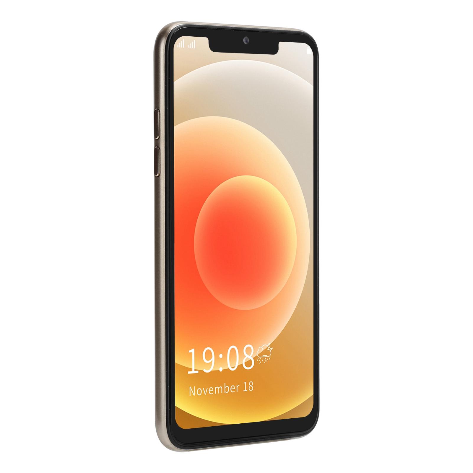 """miniature 60 - 6.5"""" Smartphone 1 Go 16 Go Mobile Phone Dual SIM avant arrière double caméra Android"""