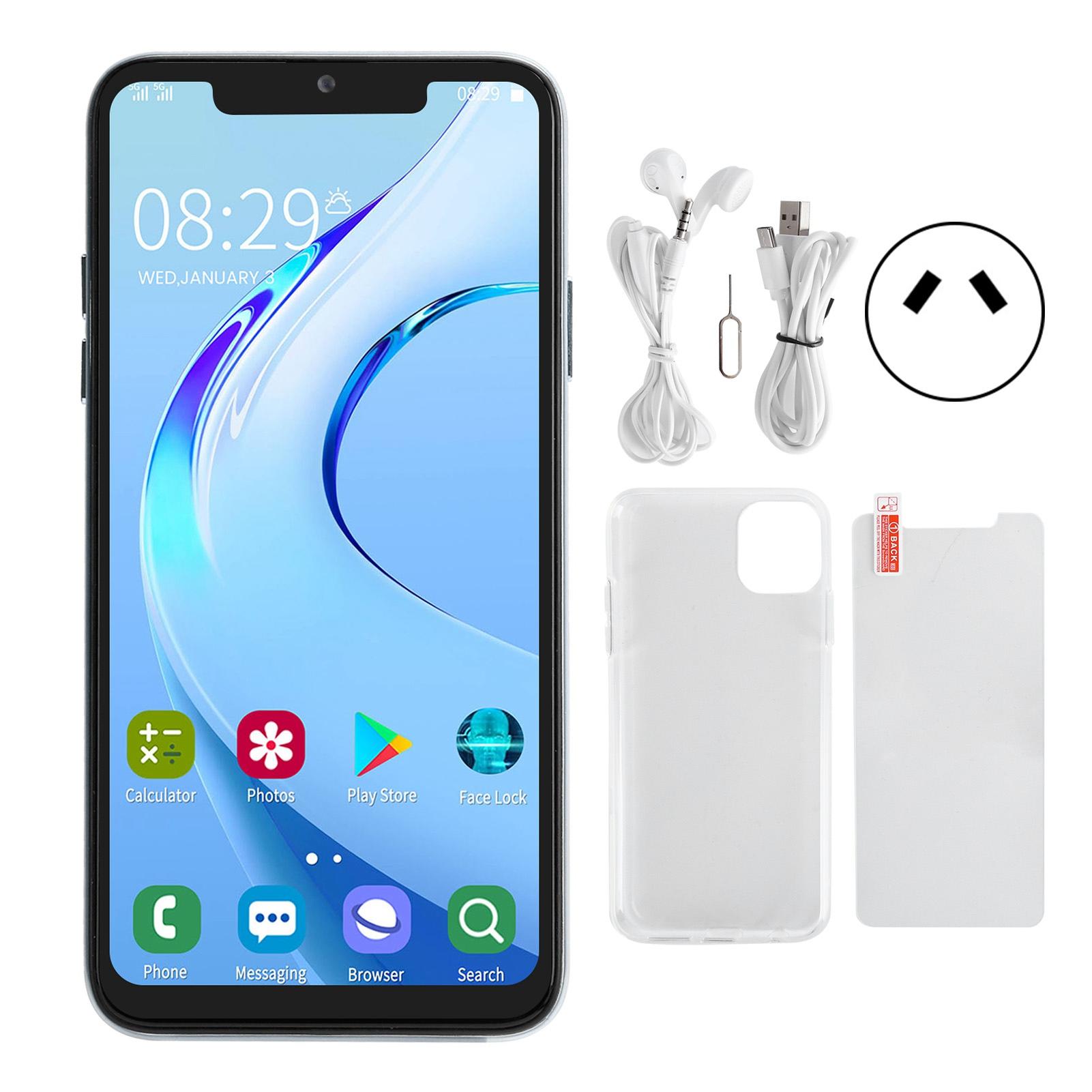 """miniature 46 - 6.5"""" Smartphone 1 Go 16 Go Mobile Phone Dual SIM avant arrière double caméra Android"""