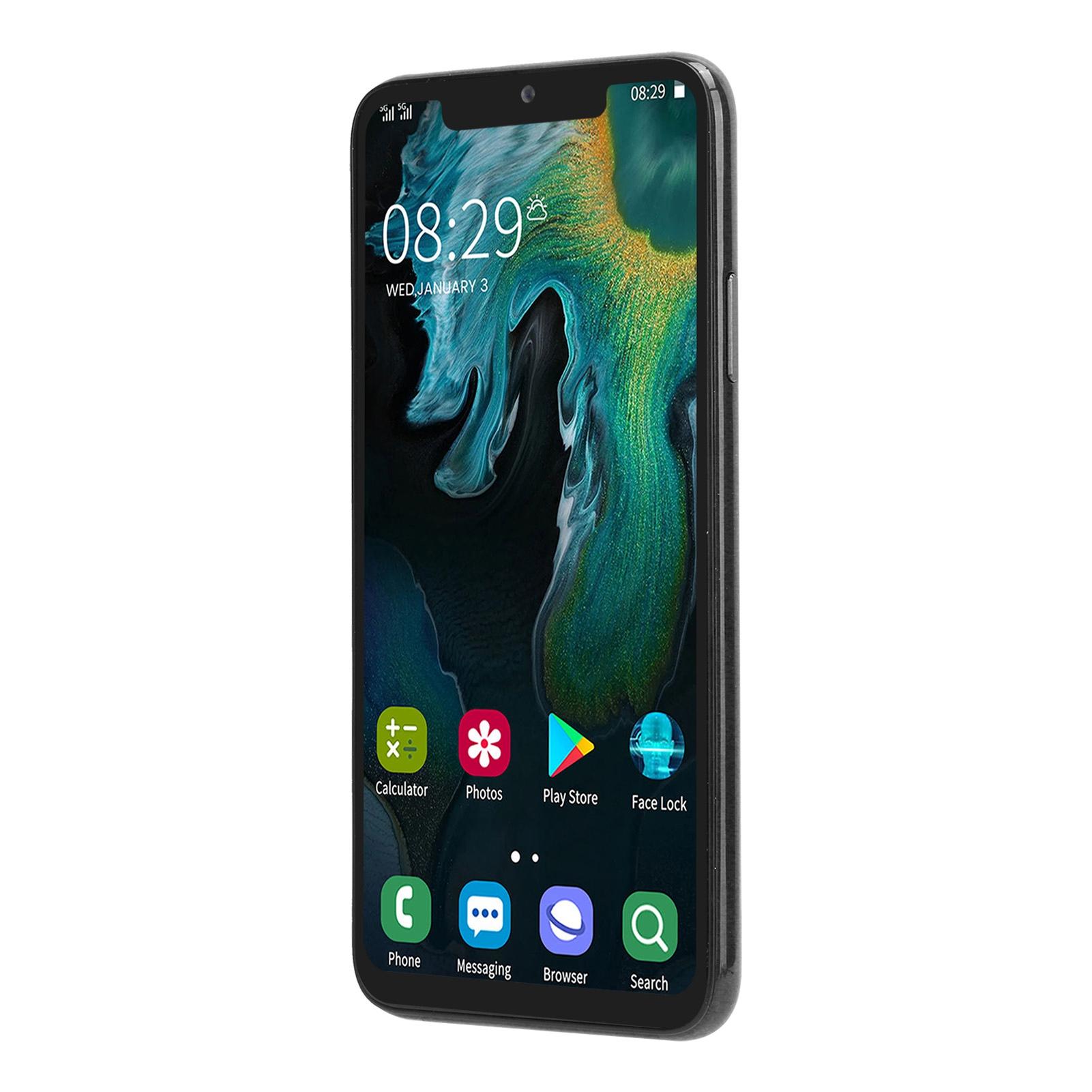 """miniature 24 - 6.5"""" Smartphone 1 Go 16 Go Mobile Phone Dual SIM avant arrière double caméra Android"""