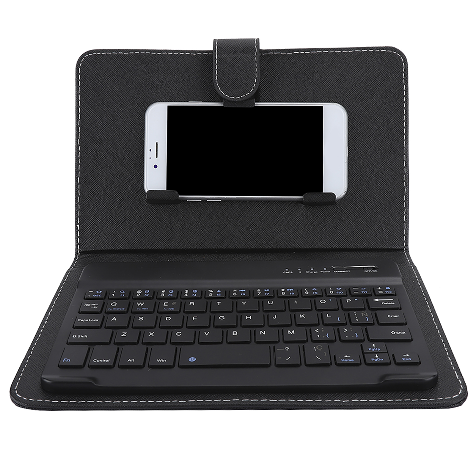 Mini-Wireless-Bluetooth-3-0-Keyboard-W-Leather-Cover-For-4-5-034-6-8-034-Android-iOS thumbnail 18