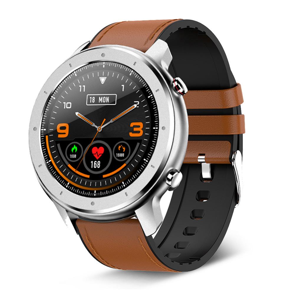 F12-Idiomas-multiples-Bluetooth-5-0-Pulsera-inteligente-Frecuencia-cardiaca miniatura 14