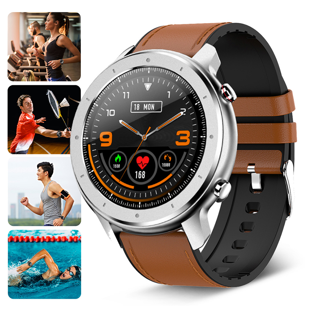 F12-Idiomas-multiples-Bluetooth-5-0-Pulsera-inteligente-Frecuencia-cardiaca miniatura 15