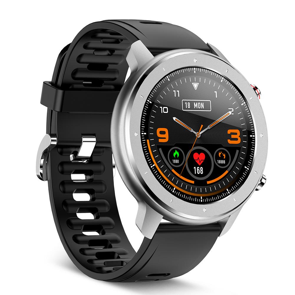F12-Idiomas-multiples-Bluetooth-5-0-Pulsera-inteligente-Frecuencia-cardiaca miniatura 17