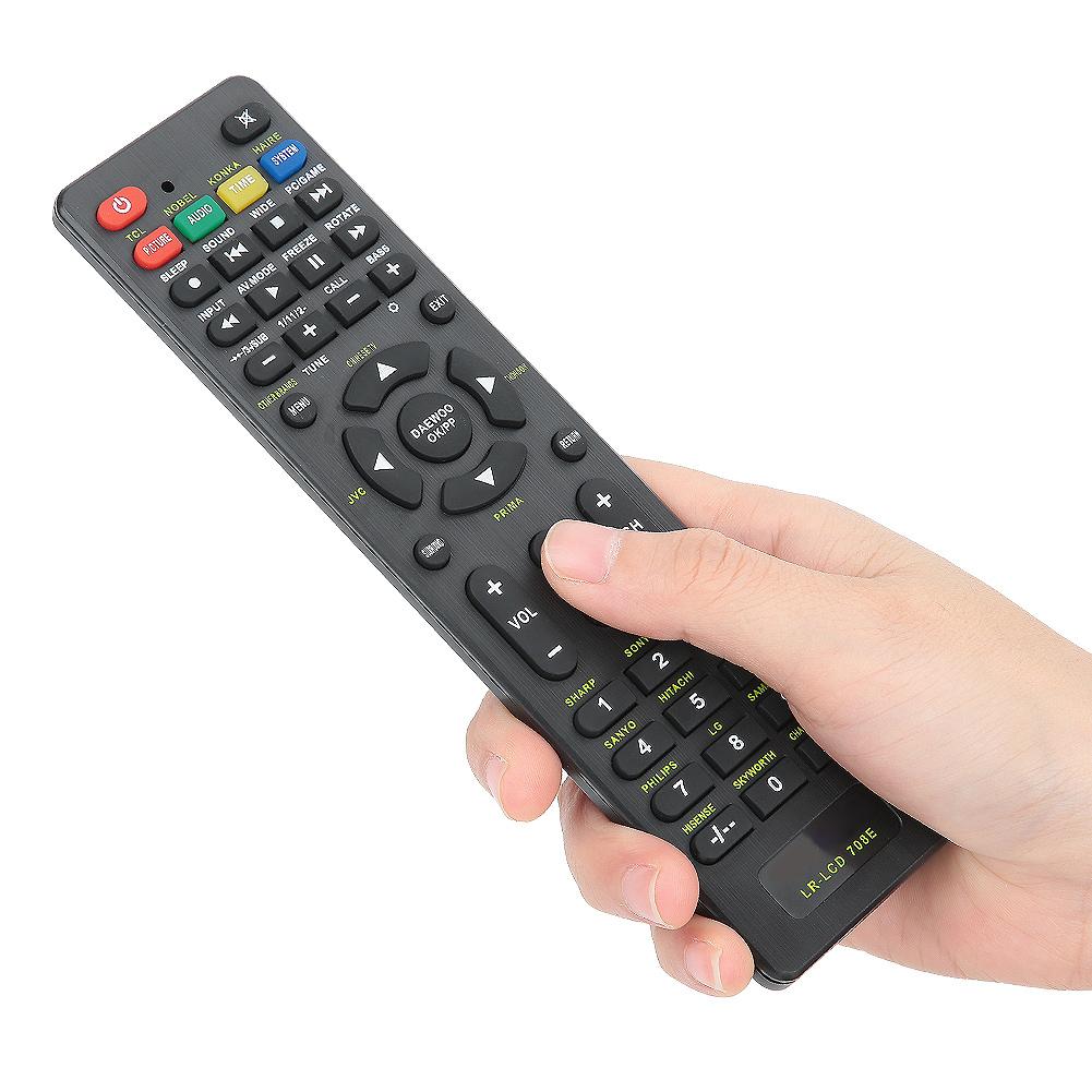 Indexbild 30 - Universal TV Remote Control for Sony Sharp Philips TCL Toshiba Hisense Hitachi
